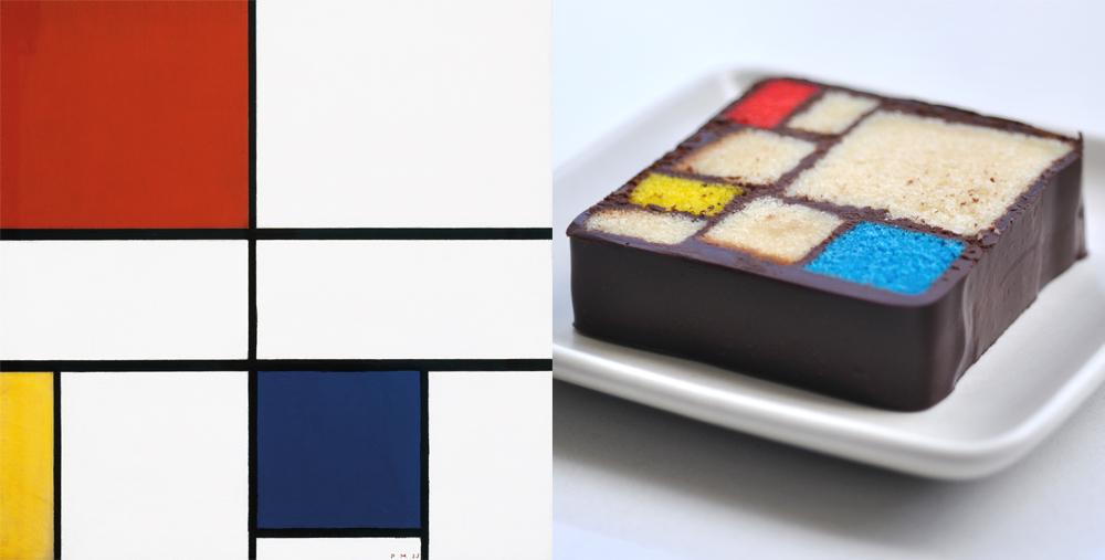 Mondrian Cake Sfmoma Recipe